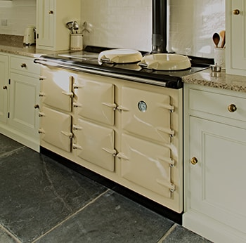 Heritage Grande Range Cooker in Cream