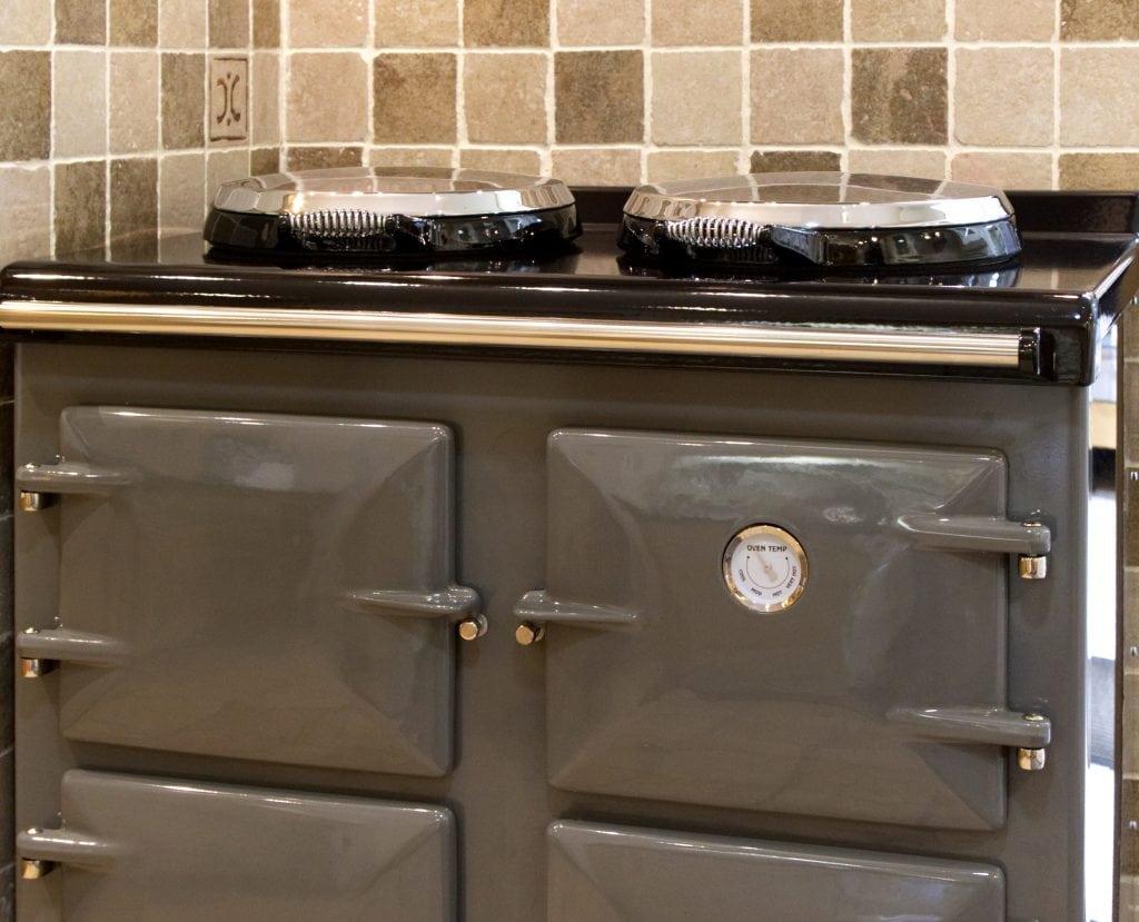 Heritage Standard Electric in Grey detail